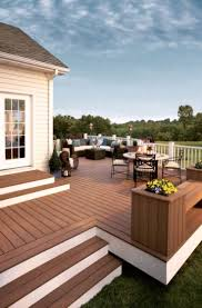 best 25 raised deck ideas on pinterest decking ideas hardwood