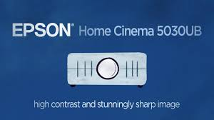 sharp home theater projector epson home cinema 5030ub take the tour youtube