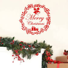 wall stickers wall decals designer wall art stickers merry christmas wall decal