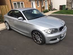 bmw 120d m sport 2008 reduced bmw 120d coupe m sport 2008 in plymouth gumtree