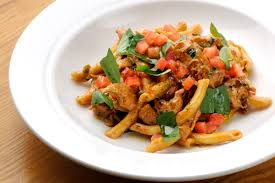 Pasta Recipes by Chorizo And Pea Pasta Recipe Great British Chefs