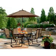 Aluminum Wicker Patio Furniture by Jaclyn Smith Today Dawson Aluminum Table Outdoor Living Patio
