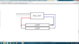 how to wire a 2 l ballast ballast wiring 28 images bodine ballast wiring diagram new