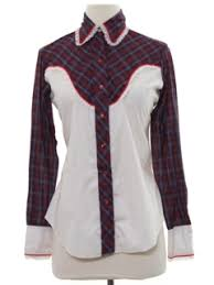 womens vintage western shirts at rustyzipper com vintage clothing
