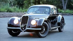 vintage alfa romeo 6c alfa romeo 6c 2500 ss berlinetta 1939 youtube