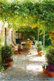Country Garden Decor Of Refined French Backyard Garden Decor Ideas 1