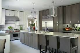 Contemporary Kitchen Light Fixtures Contemporary Kitchen Transitional Kitchen With A Wolf Subzero