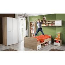 ensemble chambre enfant ensemble chambre d enfant avec lit armoire bureau et commode bleu