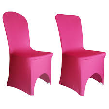 pink chair covers hot pink chair covers spandex event essentials