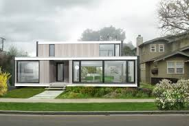 modern prefab home to get a modern look for your home better