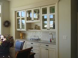 Kitchen Buffet Cabinet Hutch The Built In Hutch And Buffet Is An Old Tradition Home
