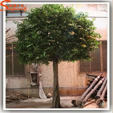 large outdoor size artificial trees artificial oak tree