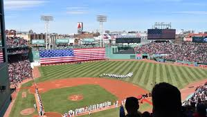 fans fill fenway for sox opening day wgbh news