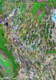 nevada road map nevada county map nv counties map of nevada