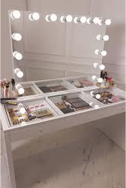 Antique Vanity Mirror Furniture Home Antique Makeup Vanity Table Modern Elegant 2017