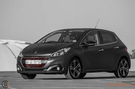 peugeot 208 red blog chris wall media
