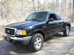 2004 ford ranger xlt 2004 black ford ranger xlt supercab flare side 4x4 5520777