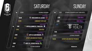 season 1 pro league finals rainbow six siege game news