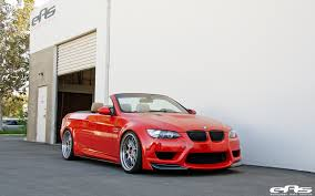 Bmw M3 Red - aggressive bmw e93 m3 is perfect for the end of the summer