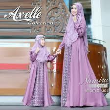 Baju Muslim Dewasa Ukuran Kecil baju gamis batik muslimah yasna by alisha jual baju
