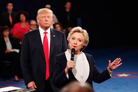 liveblog fact checking the second presidential debate between