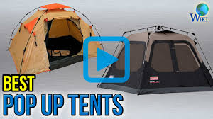 top 10 pop up tents of 2017 video review