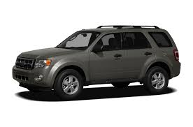 Ford Escape Inside - 2010 ford escape new car test drive