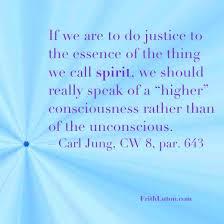 spirit jungian definition
