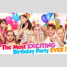 kids birthday party where to a birthday party in and around kids out and