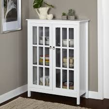 tall accent cabinet storage round corner cabinets with shutter