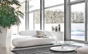 White Italian Leather Sofa by In Store Models U2013 Tagged