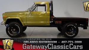 amc jeep j10 jeep classic trucks for sale classics on autotrader