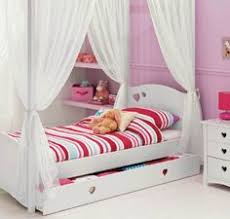 French Single Sleigh Bed White Distressed Willola Pinterest