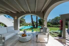 design villa luxury villa in sardinia with pool villa sofia forte village resort