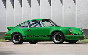 1973 porsche rs for sale 1973 porsche 911 2 8 rsr gooding company
