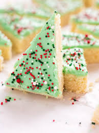 easy sugar cookie bars for the holidays sofabfood