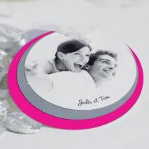 faire part mariage rond faire part mariage rond avec photo et personnalisable faire