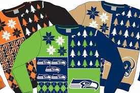 nfl sweaters nfl sweaters are hideously awesome