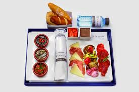 airline meal wikipedia