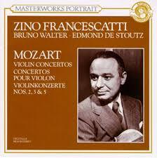 mozart biography brief mozart violin concertos nos 2 3 5 zino francescatti songs