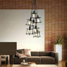 industrial style lighting chandelier industrial style light fixtures incredible modern style chandeliers