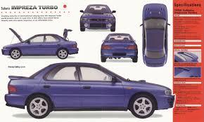 purple subaru wagon 1998 subaru impreza information and photos zombiedrive