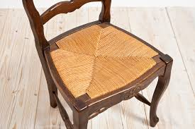 Recaning A Chair Christopher Tombs Antiques