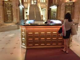 Building A Reception Desk Woolworth Building Reception Desk