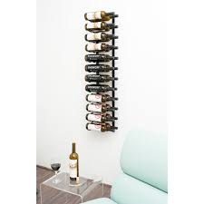 furniture exciting floating wall mounted wine racks with white