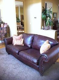 leather care amp cleaning in sleeper sofa upholstery recliner