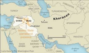 Where Is Syria On The Map by The Strange Story Behind The U0027khorasan U0027 Group U0027s Name The