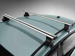 Ford Accessories Escape Racks And Carriers By Thule Cross Bar Rack W O Factory Side