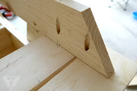 Kreg Jig Table Top Diy Kids Picnic Table Plans From Anna White Tinsel Wheat