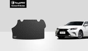 2013 lexus es300h accessories amazon com toughpro lexus es300h trunk mat all weather heavy